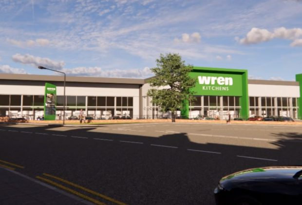 Wren Kitchens, Croydon Showroom Fit Out