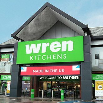 Wren <br /> Kitchens,<br /> Store Roll Out